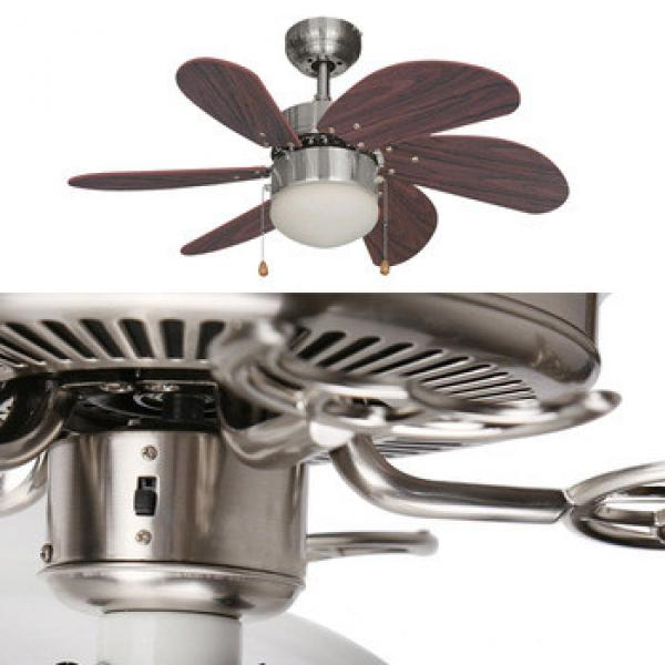 GS CE Certification High Quality Illuminated Led Ceiling Lamp Luxury Fan Lights