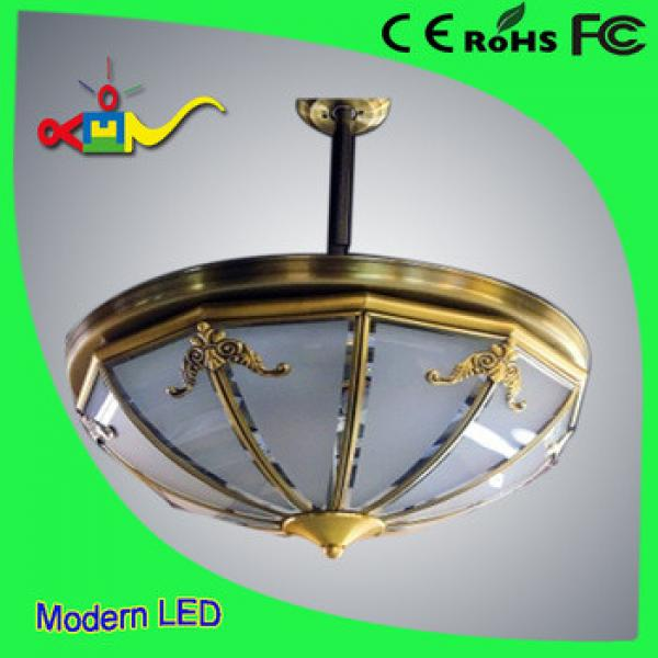 52 inch decorative European ceiling fan with light