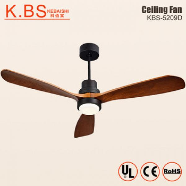 Hot Sale Products Energy Saving Fan Decorative Wood Ceiling Fan With Light