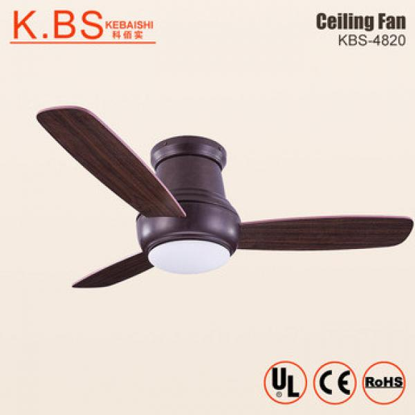 Best Brand Orient National Style Wooden Remote Control Ceiling Fan With Light