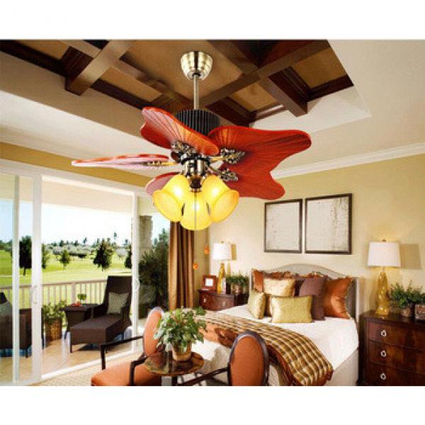 42 inch energy star ceiling fan wood blade and 3 pieces light kit with archaize glass