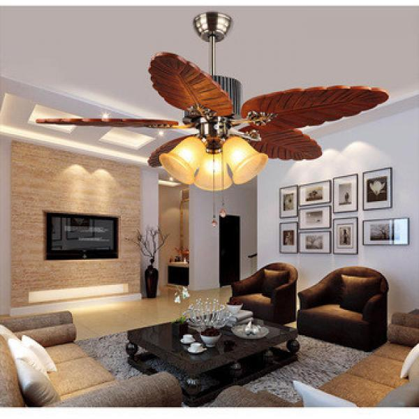 48 inch ceiling fan American village style with light indoor&out door use