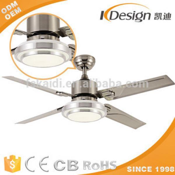 Factory Direct Sale Escaleras Ceiling Light Fan