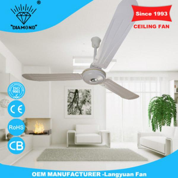 China supplier 56 inch designer ceiling fan with lights