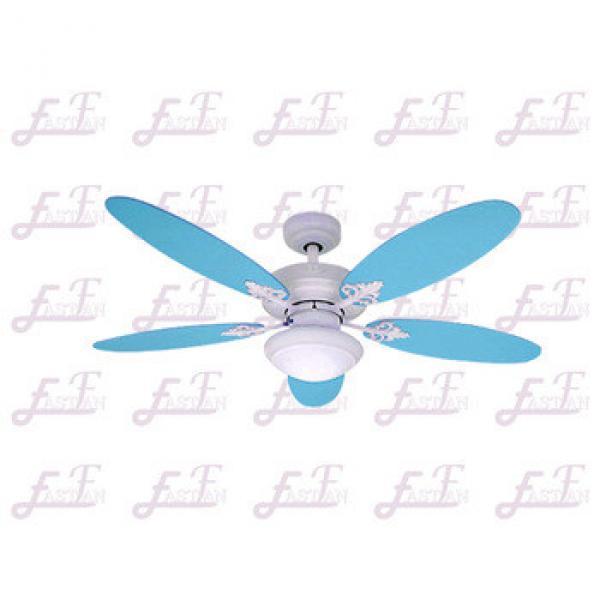 East Fan 48inch Five Blade Indoor Ceiling Fan with light item EF48107 Fashion Ceiling Fan