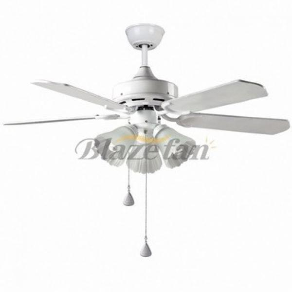 "Fashionable 42"" Metal blades with LED lights Led ceiling fan"