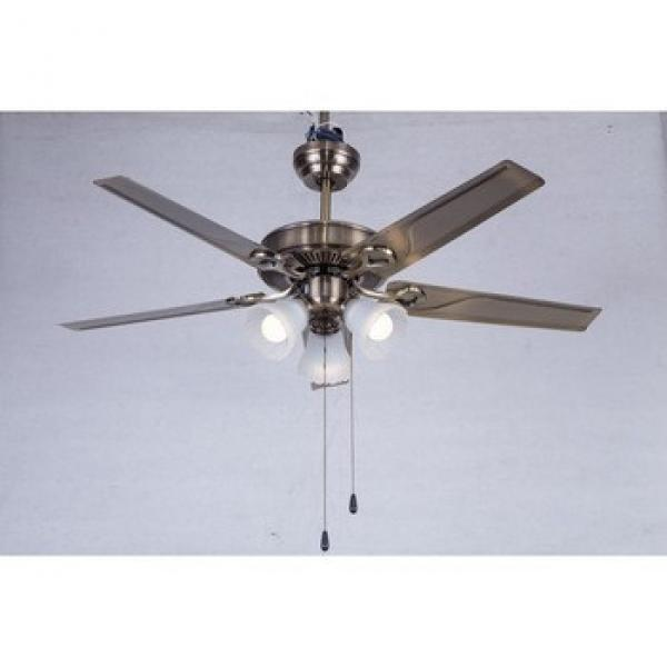 China factory price Best Selling energy saving wood blades ceiling fan