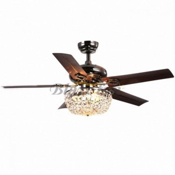 """2017 New Style 42"""" Metal blades with LED lights Led ceiling fan"""