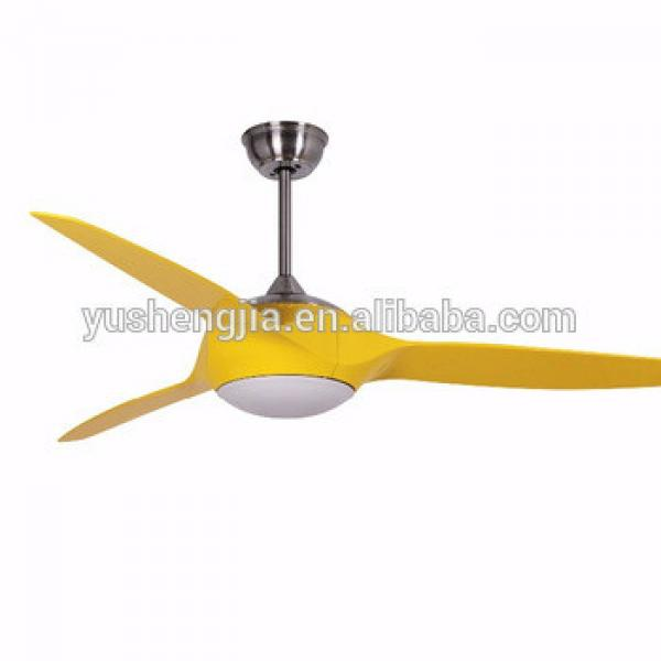 56 inch newest colorful decorative ceiling fan led lighting