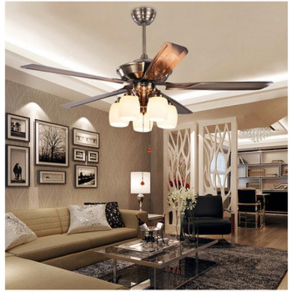 56 inch ceiling fan in high speed bronze finish with 5 pieces reversible bronze blades remote control