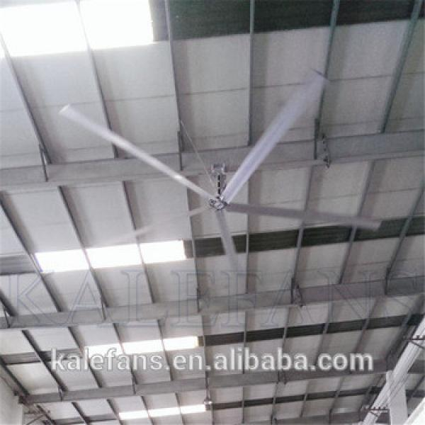 20ft Low RPM No Light Facotry Low Prices Large Industrial Ceiling Fan