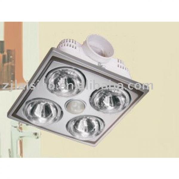 Electric Bathroom Heater wiht Fan &Light LSA 005